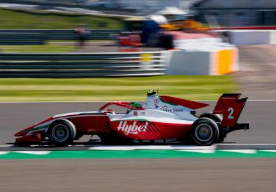 Two P5 for Vesti at Silverstone